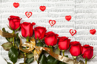 Roses, Love And Music