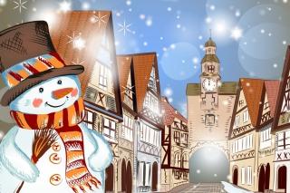 Christmas in Nuremberg para Motorola RAZR XT910