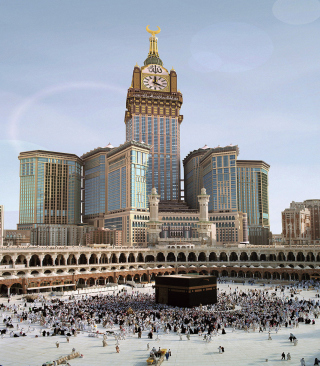Makkah - Mecca for Nokia N8