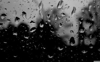 Dark Rainy Day