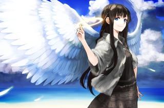 Anime Angel para LG E400 Optimus L3