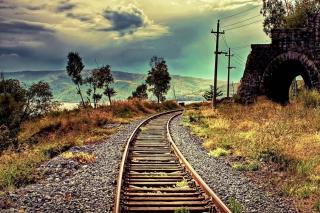 Abandoned Railroad para Nokia X2-01