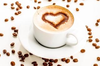 Cappuccino Heart