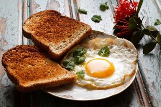 Breakfast eggs and toast para Sony Ericsson XPERIA X8