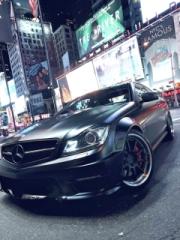 Mercedes-Benz C63 AMG para Nokia C2-01