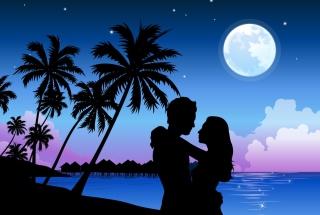 Romantic Couple para LG E400 Optimus L3