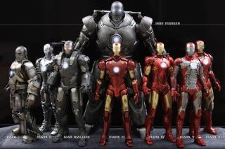 Iron Man para LG E400 Optimus L3
