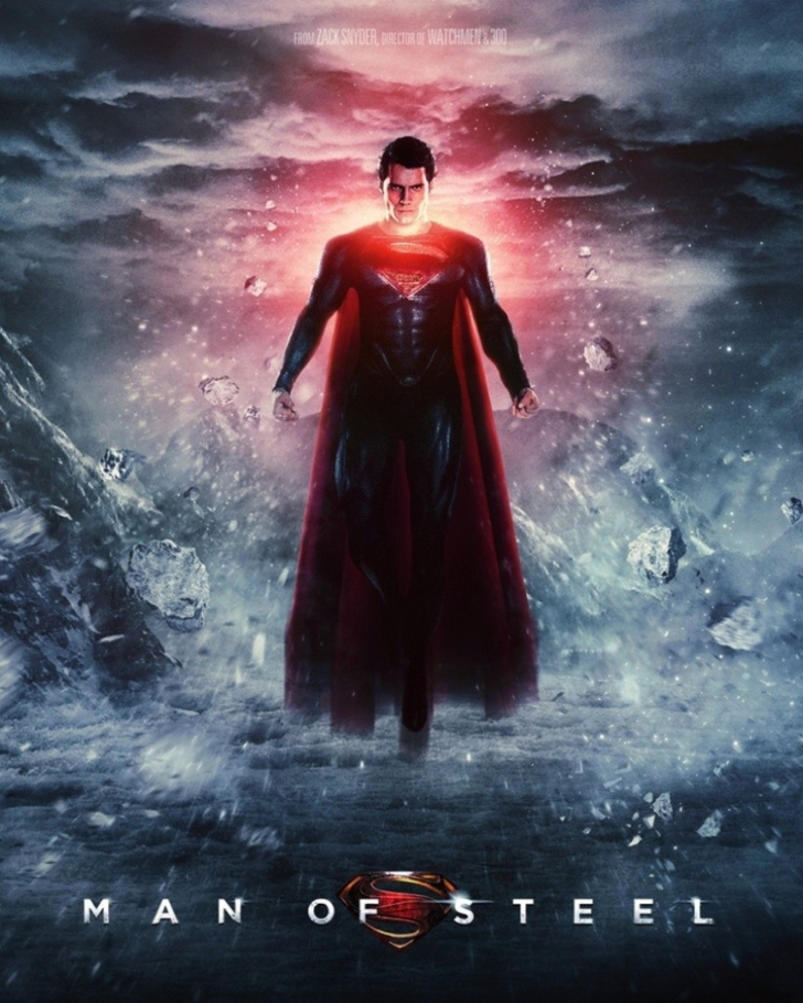 Man Of Steel Mobile Wallpaper for 345x800 - Download Free Mobile ...