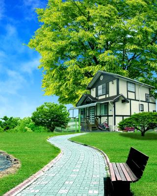 Calm Country House per Nokia N8