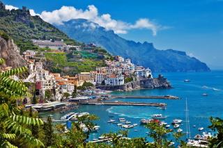 Beautiful Greece City