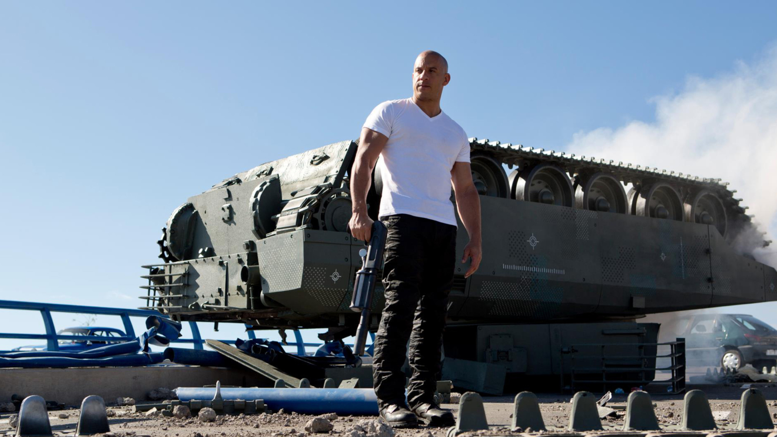 Fast And Furious 6 screenshot #1