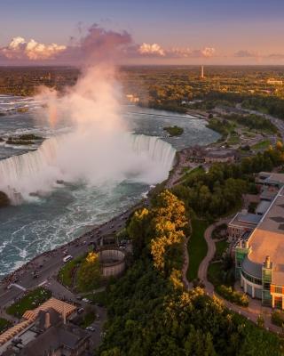 Niagara Falls in Toronto Canada para Nokia 5230
