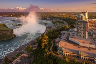 Niagara Falls in Toronto Canada para Motorola RAZR XT910
