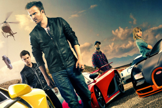 Need for speed Movie 2014 - Aaron Paul para LG 900g